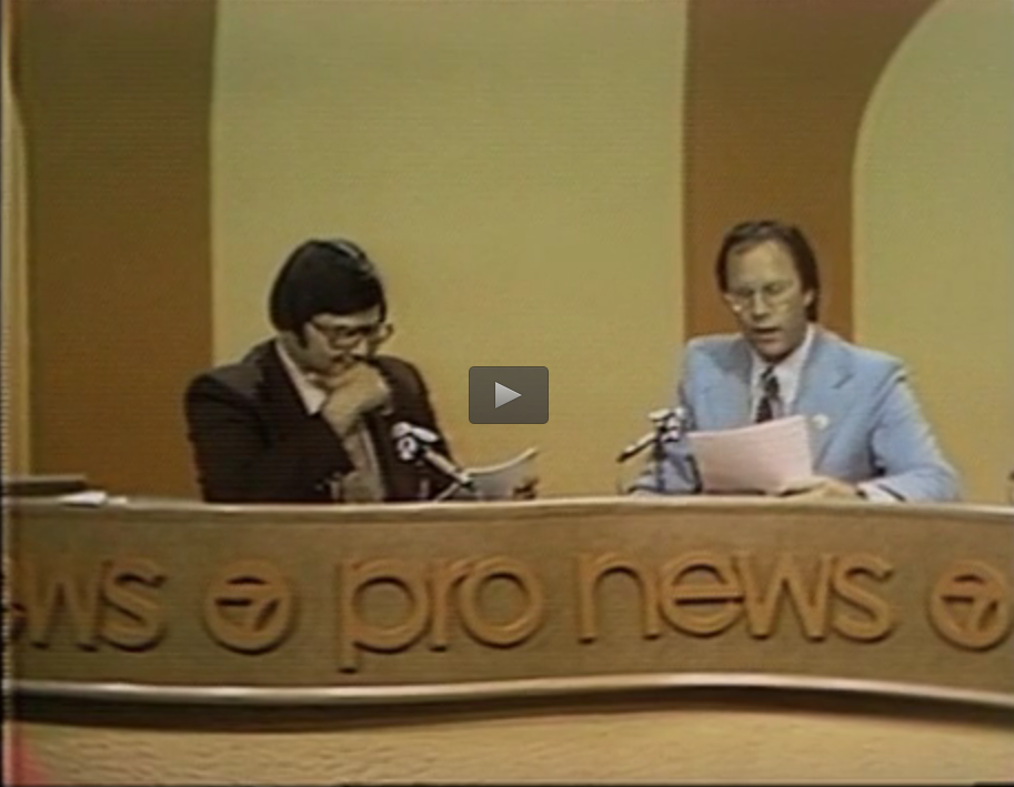 T.R. Uthco, The Amarillo News Tapes, vidéo, 1980