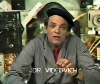 Jaime Davidovich, The Life Show, 1983