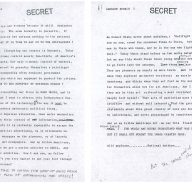 T.R. Uthco & Ant Farm, document tapuscrit